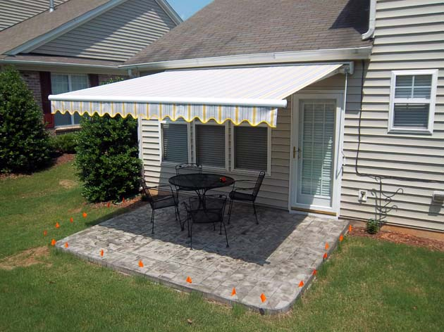 deck awnings winston salem nc