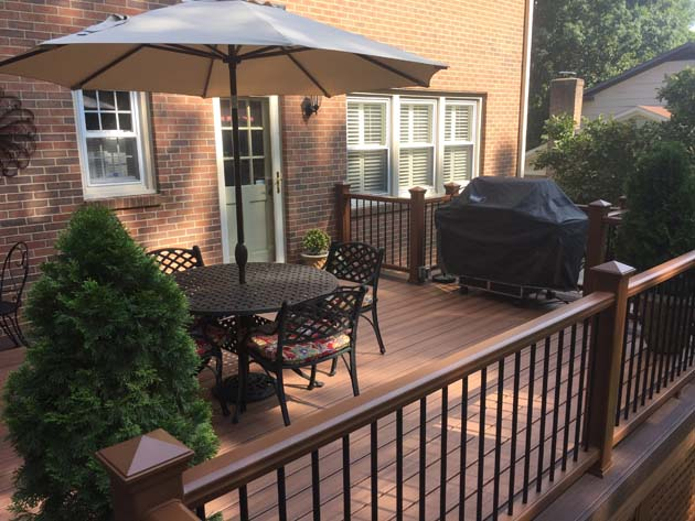outdoor living space winston salem nc
